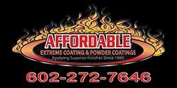 AFFORDABLE POWDER COATING CO