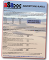 ASA Newsletter Advertising Rates