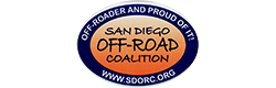 SAN DIEGO OFF-ROAD COALITION (SDORC)