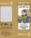 Tread Lightly! Kids Sand Dune Riders Brochure